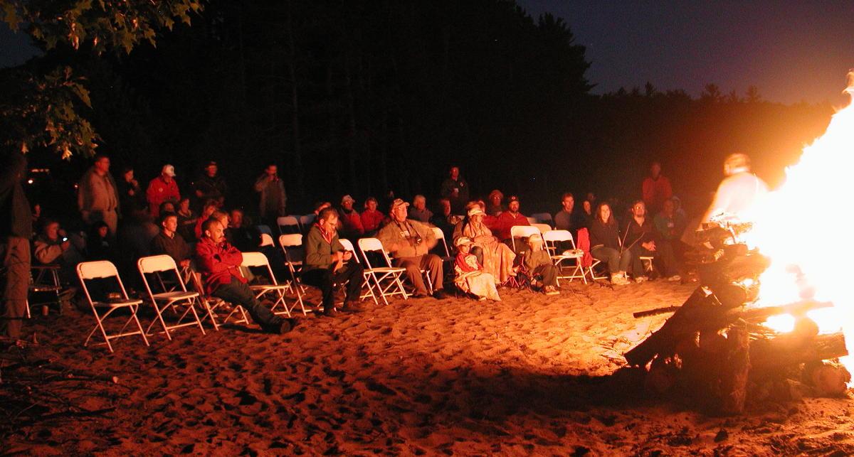 Campfire 2004