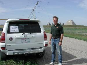 Bruce at Mekoma Pyramid